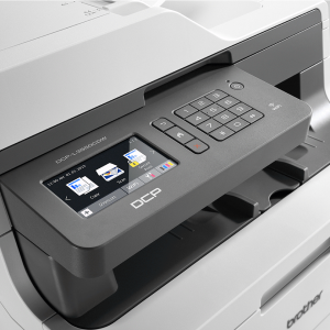 écran tactile Brother DCP-L3550CDW