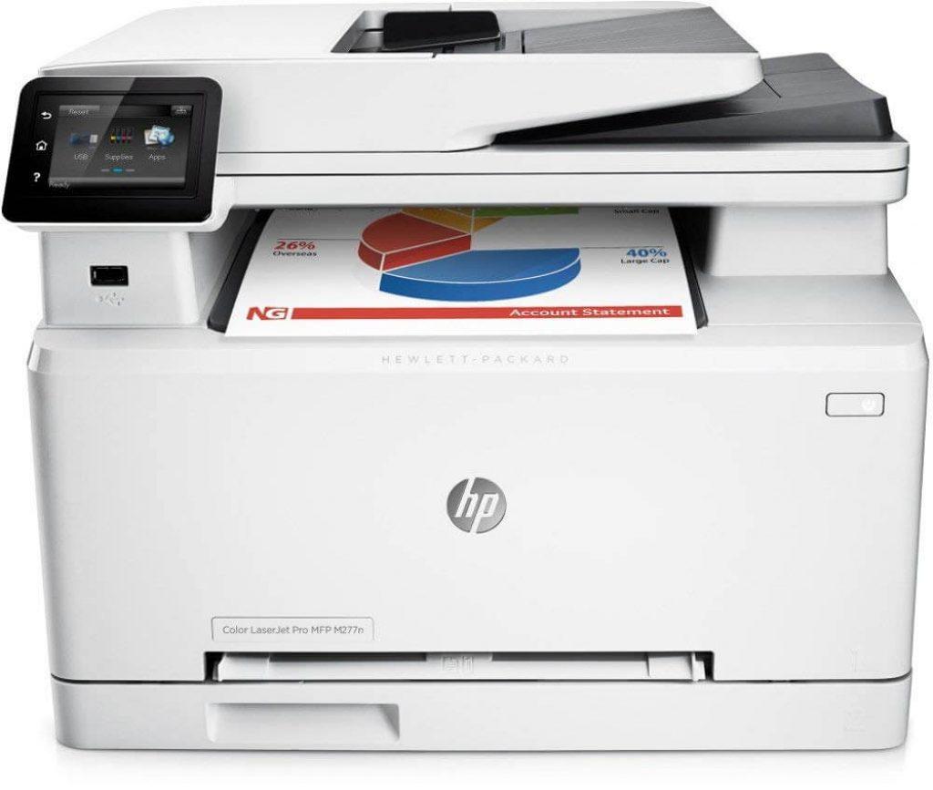 imprimante laser HP M277N