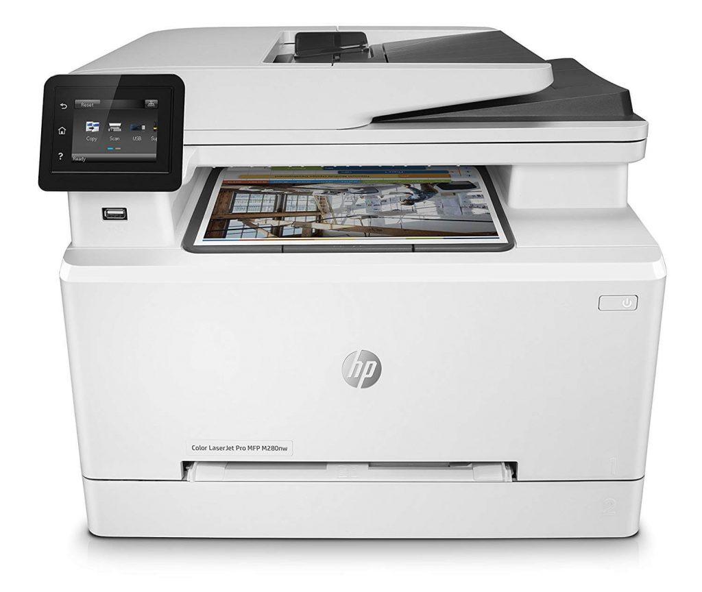 imprimante laser HP M280NW