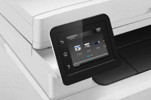 écran tactile HP M280NW